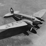 Rotes Kreuz – Kurierflüge mit He 111
