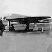 Horten Ho 229 – der erste Nurflügel-Düsenjäger der Welt