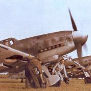 Ungarische Flieger an der Ostfront