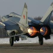 MiG-25 im Kalten Krieg über Deutschland