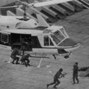 Kolumbiens Polizei-Fliegerkräfte