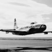 F-80 Shooting Star – der erste US-Einsatzjet