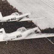 Zlin-326A DM-WKA