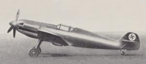 Messerschmitt Bf109 V13 Rekord