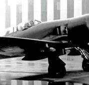 Sea Fury als Zieldarsteller