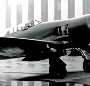 Sea Fury als Zieldarsteller
