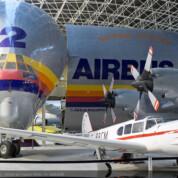 Concorde und Co. im Aeroscopia