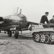 Der erste Düsenbomber der Welt