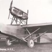 Comte AC-3, ein Schweizer Bomber für Bolivien