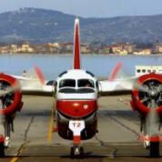 Löschflugzeuge mit Kolbenmotor in Frankreich