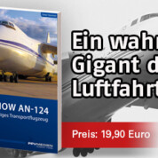 Antonow AN-124 – Ein Gigant der Lüfte