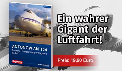 Antonow AN-124 - Ein Gigant der Lüfte