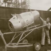 Peenemünder Starthilfe-Rakete