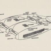 Das Delphin-Luftschiff der DDR