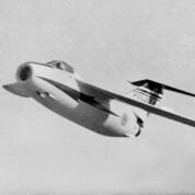 Die Focke-Wulf Ta 183 flog in Argentinien