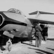 Die Focke-Wulff Ta 183 flog in Argentinien