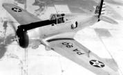 Der Curtiss-Falke flog weltweit