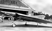 Horten Delta-Jet in Argentinien