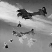Im Flakfeuer über Deutschland