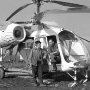 Der Hubschrauber-Spezialflug der Interflug