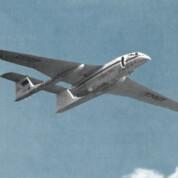 Der geheime Höhenjäger Mjassischtschew M-17