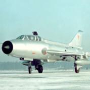 Konkurrent der MiG-21 – die Suchoi Su-7