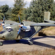 """Antonows """"Bienchen"""" An-14 in der DDR"""