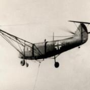 Der erste wirkliche Hubschrauber Fa 223