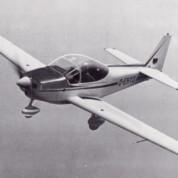Die Sportflugzeug von Alfons Pützer