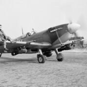 Die Spitfire als Stuka