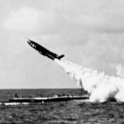 Regulus, der erste nukleare Flugkörper der U.S. Navy
