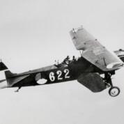 Fokkers vielseitiger Doppeldecker C.V