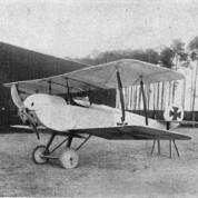 Die Flugzeuge von Schütte-Lanz