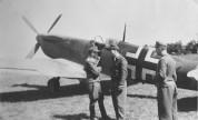 Zirkus Rosarius – die Feindflugzeug-Staffel der Luftwaffe